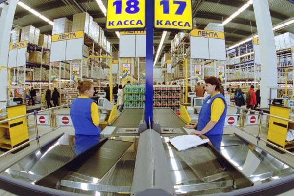 «Лента» открыла первый гипермаркет в Ярославле
