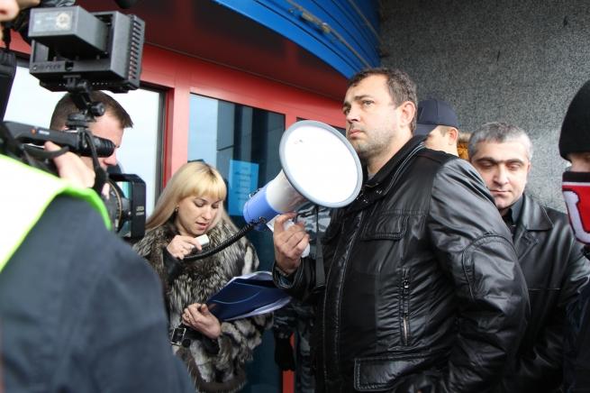 Российские акционеры захватили завод Nemiroff на Украине