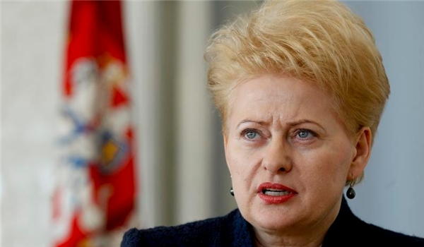 Президент Литвы назвала Россию «ненадежным экономическим партнером»