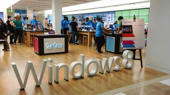 «Связной» уступит часть площадей Microsoft