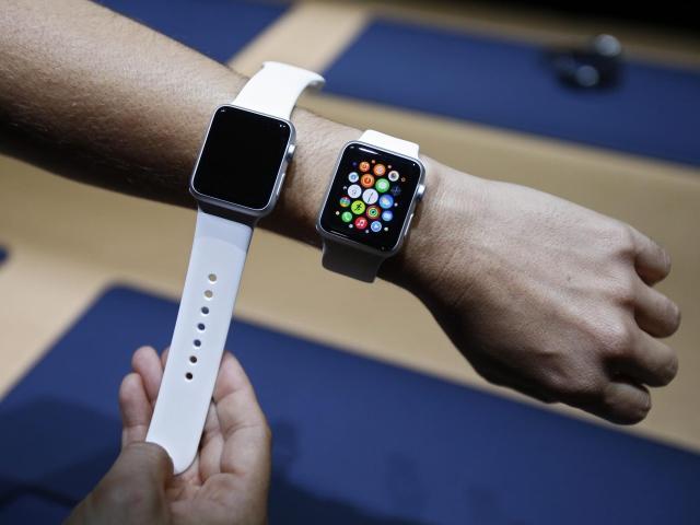 На Apple подали в суд из-за бренда iWatch