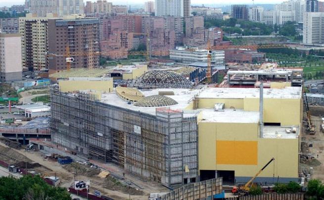 Renaissance Development собирается купить московский ТЦ «Абрамцево»