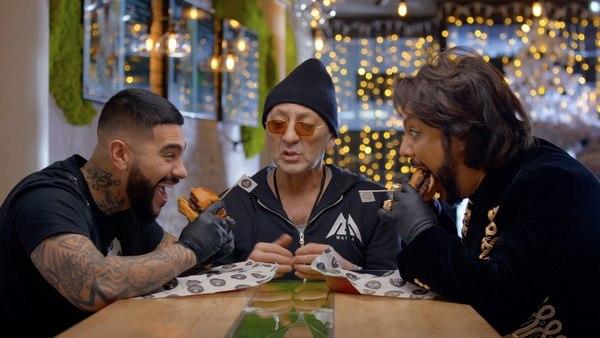 Black Star Burger раскроются вПетербурге