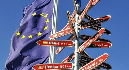 В еврозоне падает объем розничных продаж