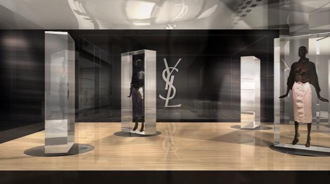 Saint Laurent заподозрили в копировании дизайна платья Forever 21