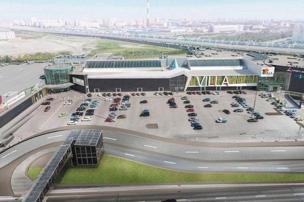 «О'Кей» откроет на месте ТЦ «Подсолнух» центр интерьерных решений VILLA