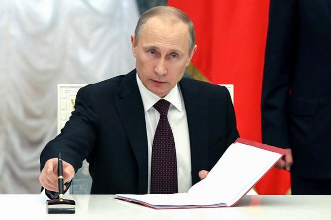 Путин поручил чиновникам помочь бизнесу с внедрением «Меркурия»