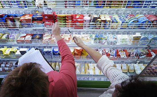 Россельхознадзор установил, что десятая часть молочной продукции в России является фальсификатом
