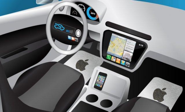 Apple запустит к 2020 году производство электромобилей