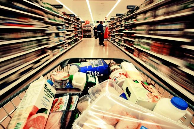 В Британии открылся супермаркет для бедняков