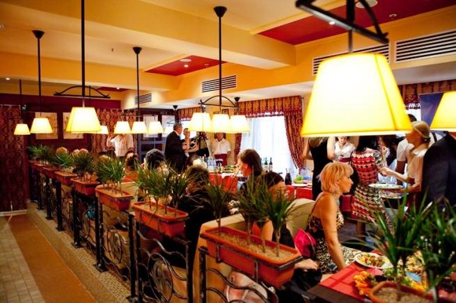 В регионах появятся мини-кафе «Il Патио»