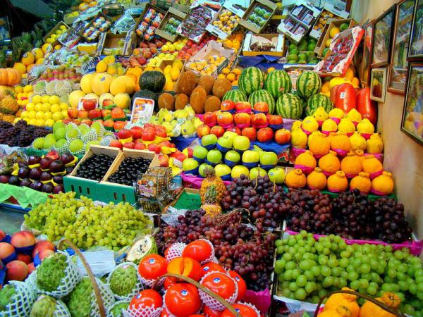 ФАС предлагает снизить импортные пошлины на овощи и фрукты