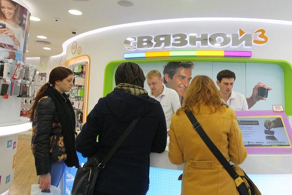 """""""Связной"""" снизил цены на смартфоны в ответ на действия других ритейлеров"""