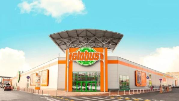В сети гипермаркетов «Глобус» появилась цифровая реклама