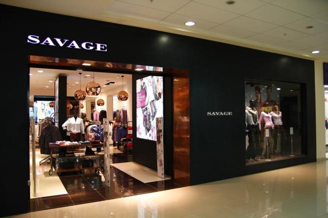Savage опровергла информацию о закрытии всех своих магазинов в России