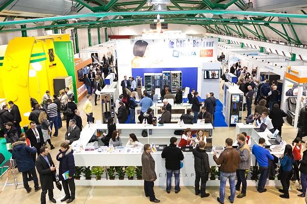 С 11 по 13 марта в Москве пройдет выставка VendExpo