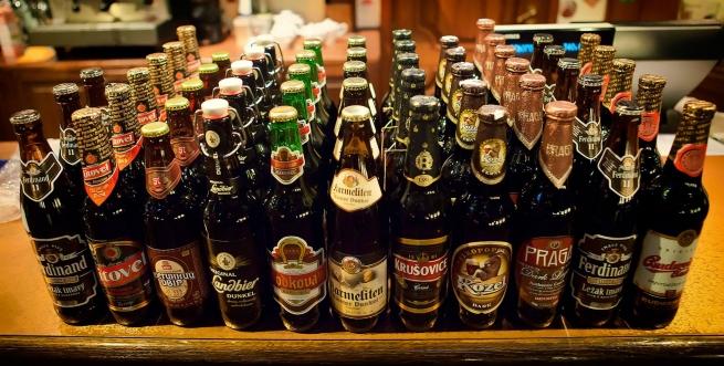 Поставки импортного пива в Россию сократились на 71% за 2014 год