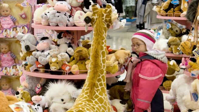 «Детский мир» доведёт долю российских товаров до четверти ассортимента