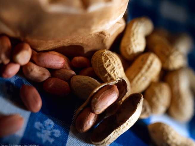 Россельхознадзор приостановит ввоз арахиса из США