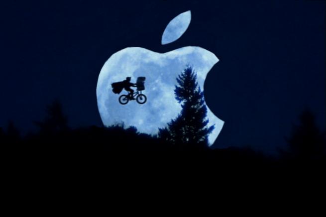 Чистая прибыль Apple выросла на 7%