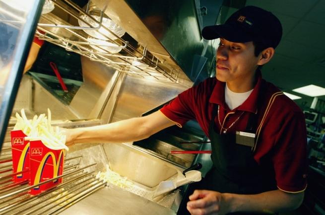 Рестораны «Макдоналдс» в Подмосковье оштрафованы на 500 тысяч рублей