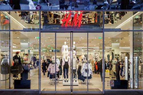 Продажи H&M в мае выросли на 9%