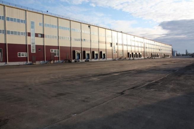 Fix Price арендовала 10,7 тысячи квадратных метров склада под Воронежем
