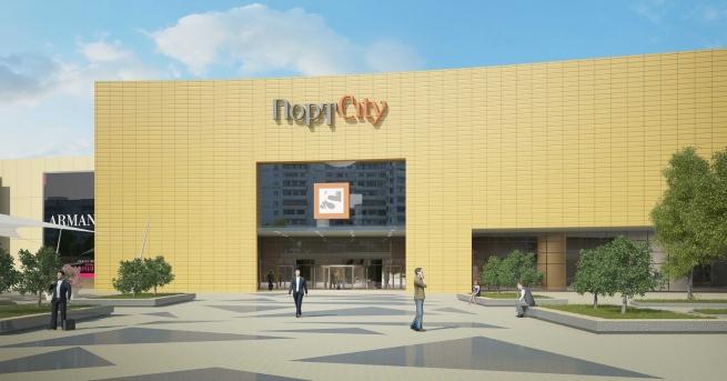 В Мариуполе открывается ТРЦ «Порт City»