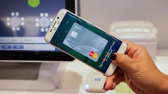 Samsung запустит в России собственную платежную систему