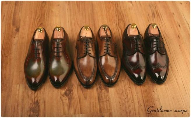 Люксовый производитель обуви Gentiluomo scarpe открывает shoes-бар в Москве