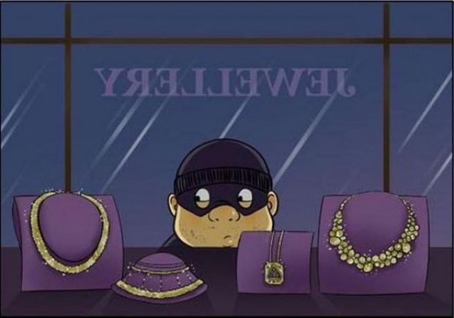 В Чите украли ювелирных украшений на 56 миллионов рублей