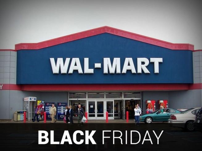 Ритейлер Wal-mart сообщил о рекордных онлайн продажах