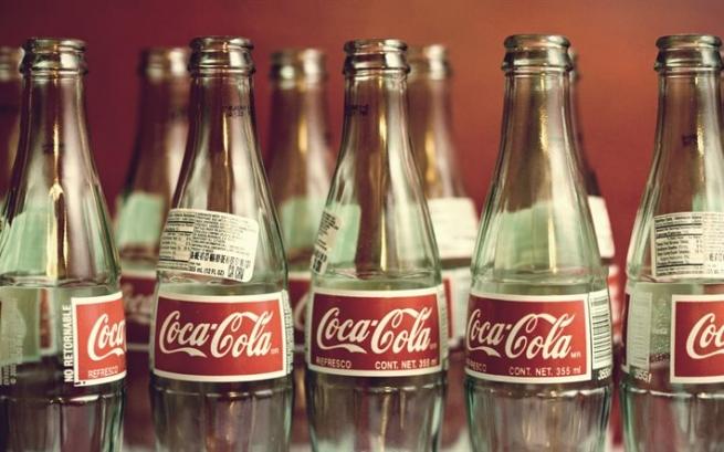 Новый дизайн бутылки Coca-Cola не признали товарным знаком