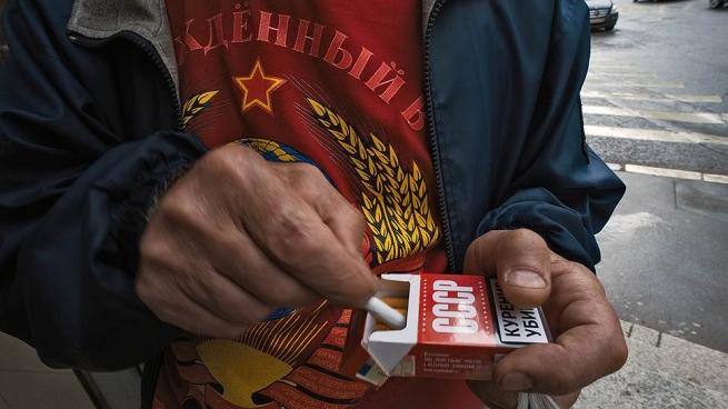 Правительство может запретить продажи сигарет в количестве более 20 штук в пачке