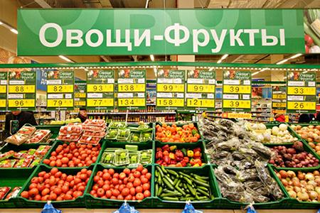 В Челябинске значительно выросли цены на овощи