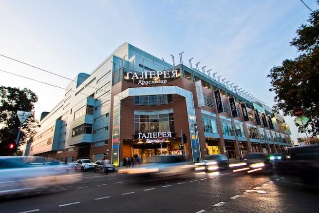 Вторая очередь ТРК «Галерея Краснодар» выросла в цене на $4 млн