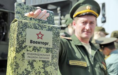 """В Подмосковье открылся """"военный"""" универмаг"""