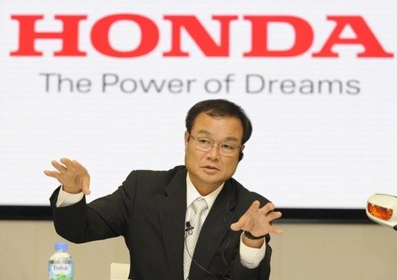 Президент компании Honda Motor покидает свой пост