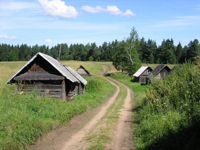 Из деревни — в Россию