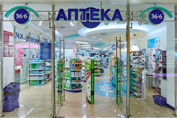 «Аптечная сеть 36,6» начнет продавать данные своих клиентов