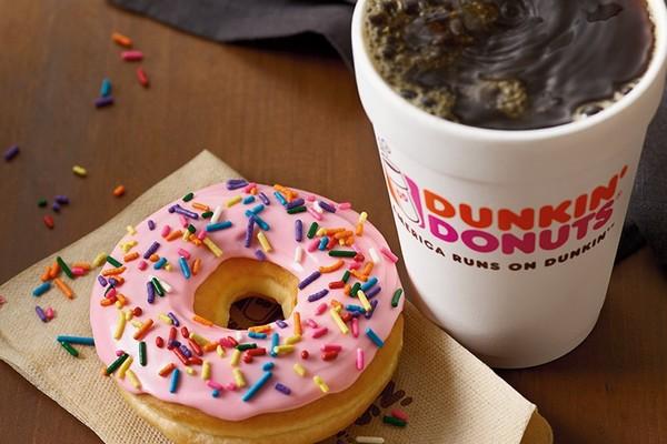 Dunkin Donuts откажется от пончиков в названии