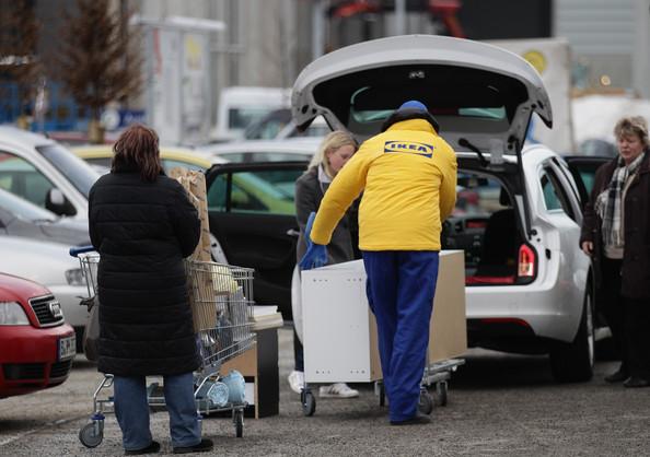 Товары IKEA можно будет вернуть через год