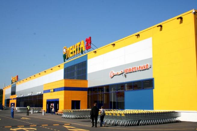 «Лента» до конца года откроет первый гипермаркет в Перми