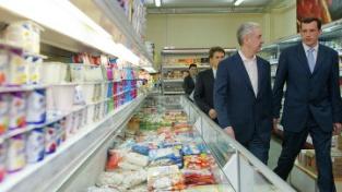 Собянин распорядился проверить все московские магазины шаговой доступности