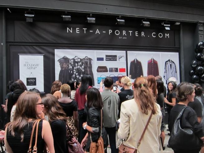 Социальная сеть интернет-магазина Net-a-Porter стала доступна для всех