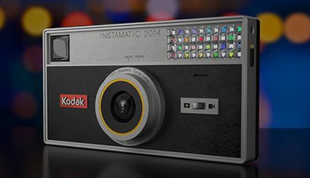 Kodak планирует выйти на рынок мобильных устройств
