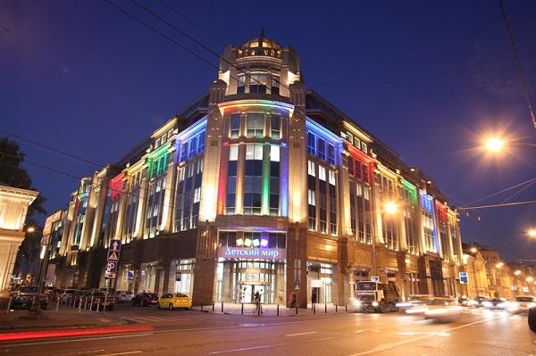 ГК «Детский мир» заключила рублевый контракт с индийской Fashion Square