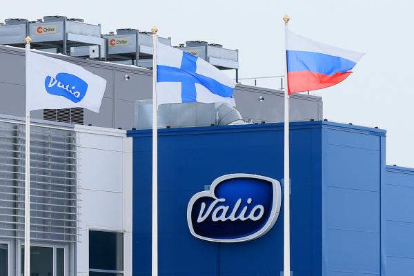 Финский «Валио» в России вернулся к темпам роста до продуктового эмбарго