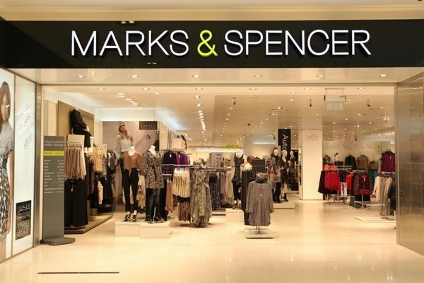 Marks & Spencer закроет около 100 магазинов по всему миру