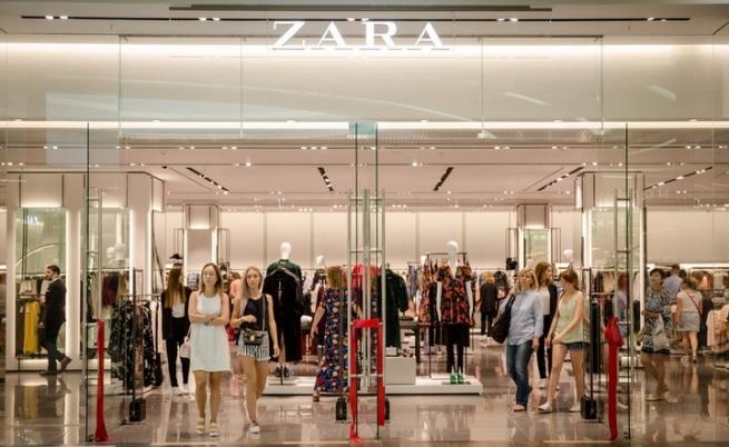 ed0b87819cb66 В Минске открылся самый большой магазин Zara в Восточной Европе ...